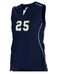 Russell Sleeveless Jersey - Womens