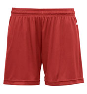Ladies B-Dry Core Short by Badger