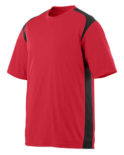 Augusta Crew Wicking/Antimicrobial Gameday Adult Mens