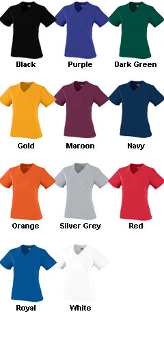 Ladies Wicking/Antimicrobial Team Jersey - All Colors