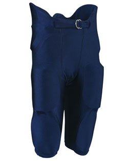 Russell Football Pant Integrated 7-Piece Pad Youth
