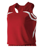 Ladies Liberty Basketball Jersey by Holloway