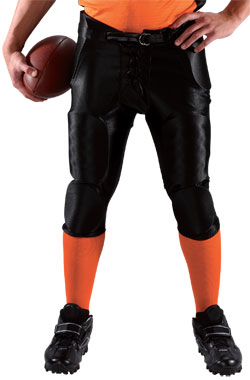 Teamwork 3310 Fusion Integrated Football Pant - Youth