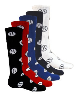 Baseball/Softball Socks