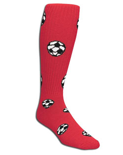 Soccer Ball Socks Intermediate