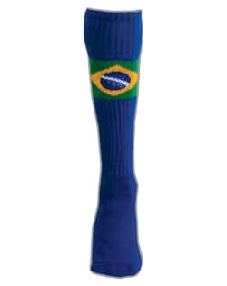 Socks Country Flag - Brazil