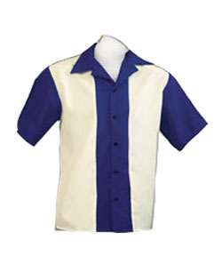 Bowling Shirts Rocabilly 80s Adult