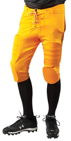 Teamwork 3328 Power Stretch Integrated Football Pant - Adult Mens