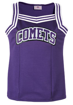 Teamwork Athletic Cheer Shell 1038 Poise Womens