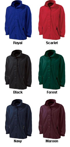 Thunder Rain Jacket by Charles River Apparel Adult - All Colors