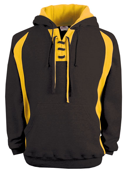 Hockey Hoodie Freestyle Laced Adult Mens
