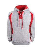 Youth Freestyle Laced Hockey Hoodie