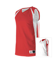 Youth Reversible Basketball Jersey by Alleson Athletic