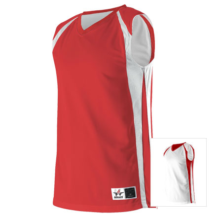 Alleson Reversible Basketball Jersey - Womens