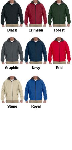 Mens Three-Season Classic Jacket - All Colors