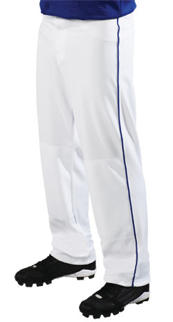 Teamwork 3713 Big Show Piped 12 Oz. Baseball Pant - Youth