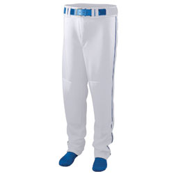 11 oz. Baseball/Softball Pant With Piping