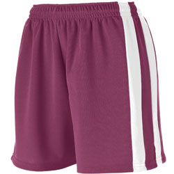 Augusta Wicking Mesh Powerhouse Short - Ladies