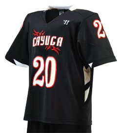 Warrior Game Evolution Lacrosse Jersey - Mens