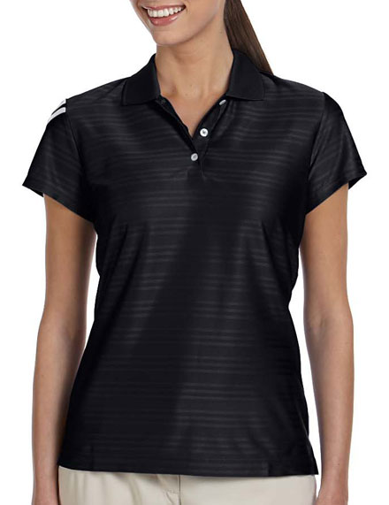 Adidas ClimaCool Mesh Golf Polo - Womens
