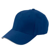 Adams 6-Panel Structured Moisture Management Cap