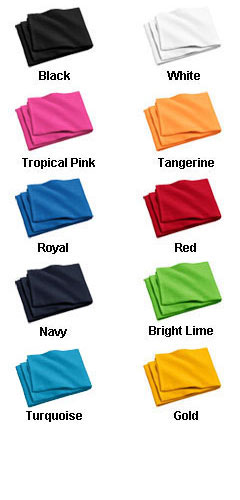 Cotton Velour Beach Towel - All Colors