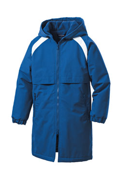 Parka Long Team Adult Mens