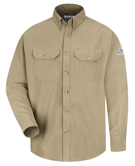 Bulwark Cool Touch Shirt 2 Button Deluxe