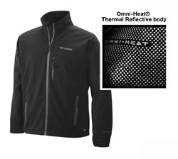 Columbia Softshell Jacket Heatstream Mens
