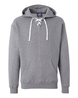 Hooded Sport Lace Sweatshirt - Mens
