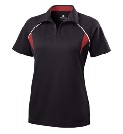 Holloway Performance Vengeance Polo - Ladies