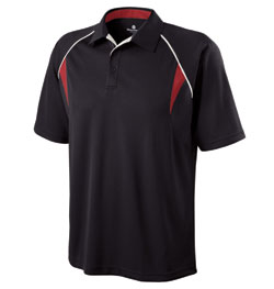 Holloway Performance Vengeance Polo - Adult Mens