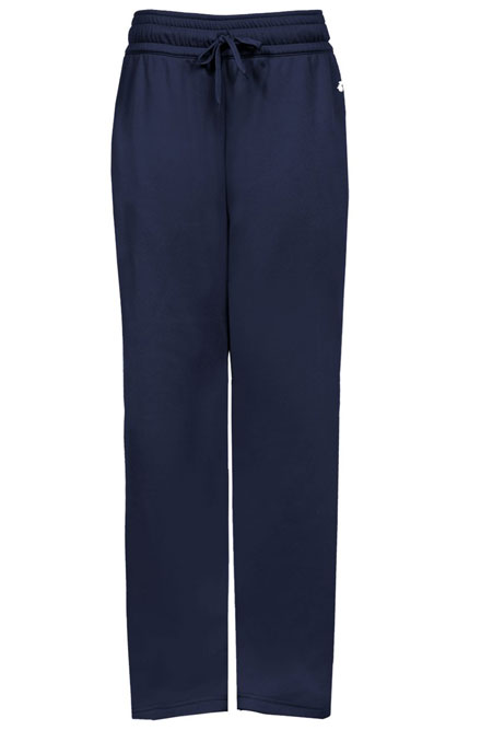 Badger Performance Fleece Pants - Ladies
