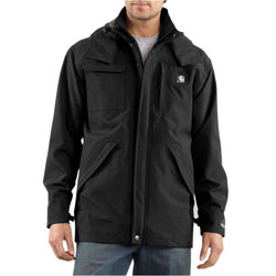 Carhartt Jacket Waterproof Breathable Mens