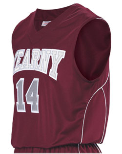 Teamwork Layup Basketball Jersey - Adult Mens