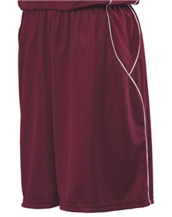 Teamwork 7 Inch Layup Basketball Short - Youth