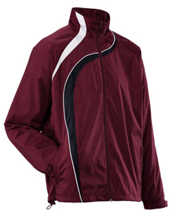 Teamwork Hooded Vanguard Jacket - Adult Mens