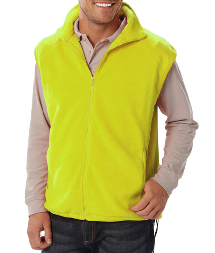 Polar Fleece Vest - Adult