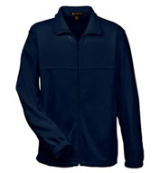 Mens 8 oz. Full-Zip Fleece Jacket