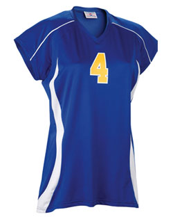 Teamwork Cobra Volleyball Jersey - Girls