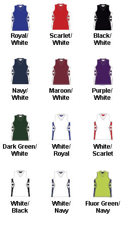 Womens Supernova Racerback Softball Jersey - All Colors