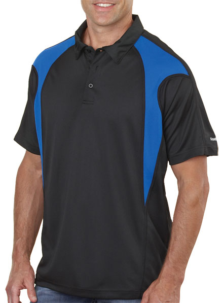 Reebok Playdry Prism Polo - Mens