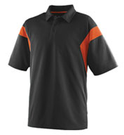 Adult Wicking Textured Sideline Sport Shirt