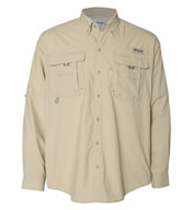 Columbia Bahama II Long Sleeve Fishing Shirt