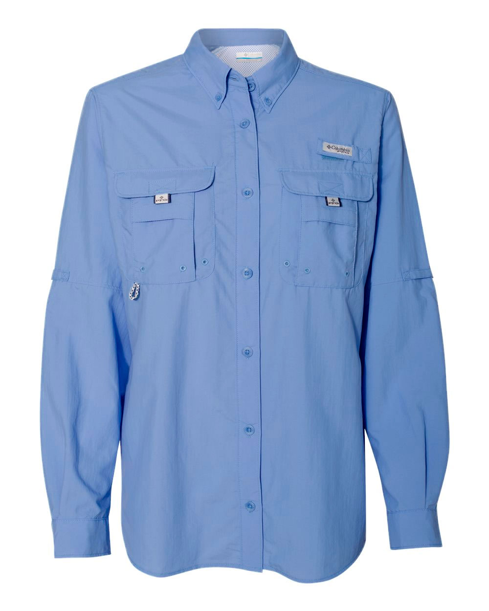 Custom columbia womens bahama ii long sleeve fishing shirt Columbia womens fishing shirt