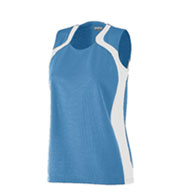 Girls Wicking Mesh Endurance Jersey