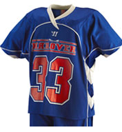 Mens Liberty Game Lacrosse Jersey by Warrior