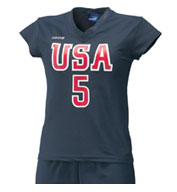 Ladies Essence Cap Sleeve Lacrosse Game Jersey by Brine