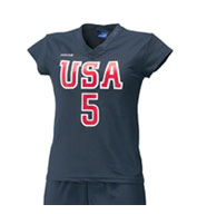 Girls Essence Cap Sleeve Lacrosse Game Jersey by Brine