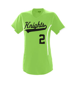 Augusta Heat Jersey - Ladies
